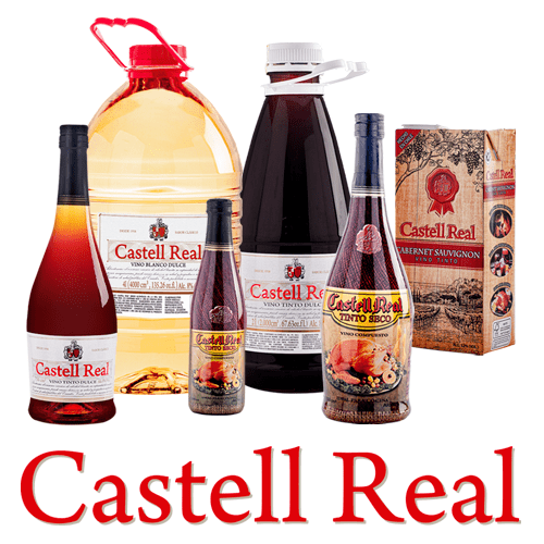 Vino Castell Real